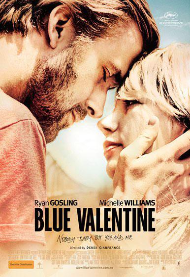 michelle williams blue valentine ryan gosling derek cianfrance oscars